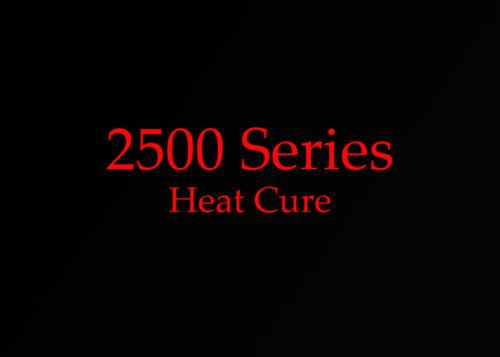 2500 Series Metallics